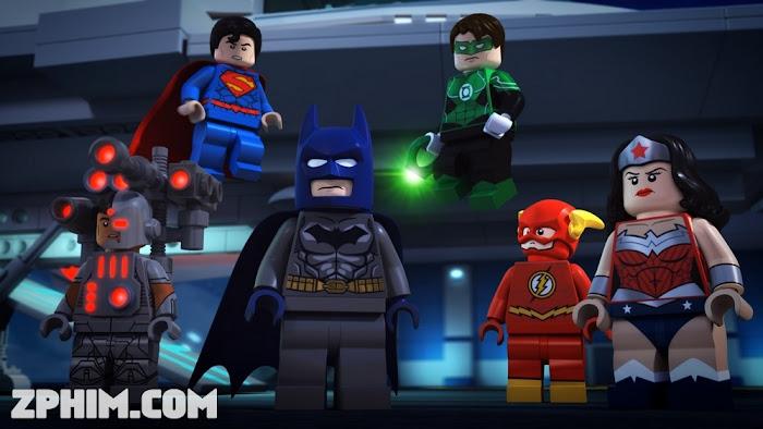 Ảnh trong phim Liên Minh Công Lý: Cuộc Tấn Công Của Binh Đoàn Hủy Diệt - LEGO DC Super Heroes: Justice League - Attack of the Legion of Doom! 1
