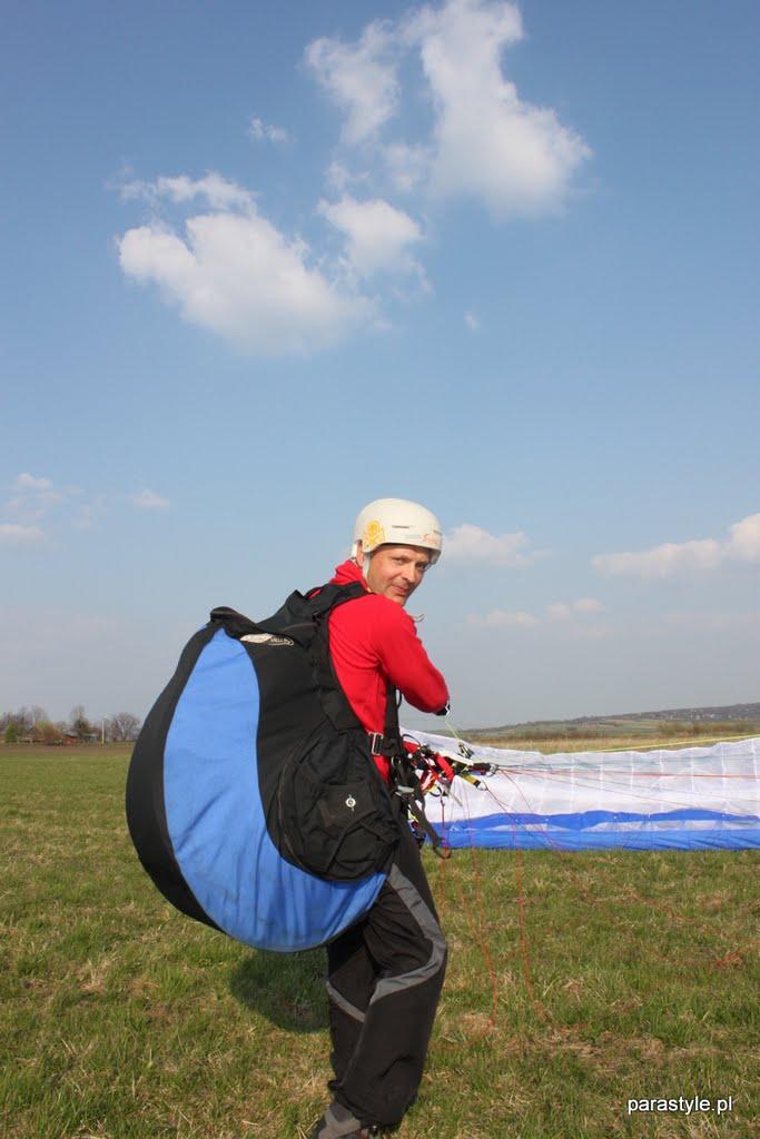Szkolenia paralotniowe Kwiecień 2011 - IMG_5368.JPG