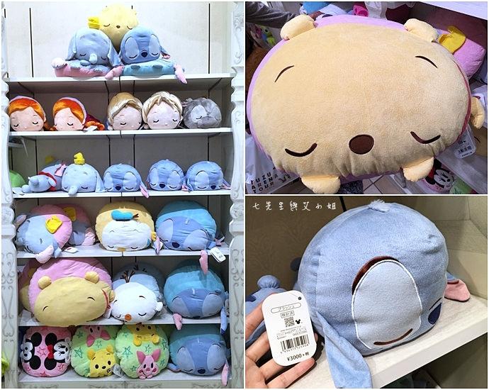 22 日本東京購物原宿白色迪士尼Disney Store