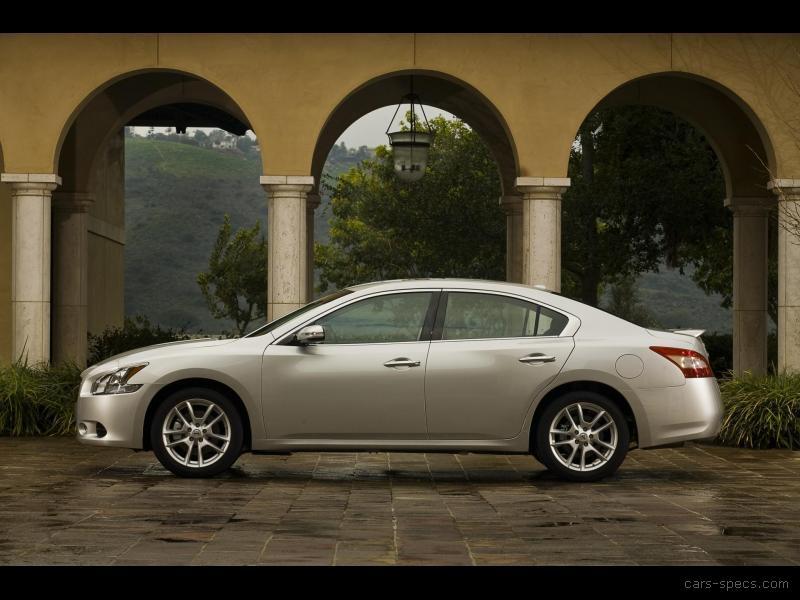... 2009 Nissan Maxima 00007 ...