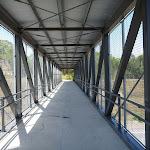 The Pedestrian over bridge on the Wallarah Pennisula Walk (388913)