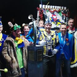 2017-03-25 Apres Carnaval - Uurtje Vooraf en Bij Het Monument