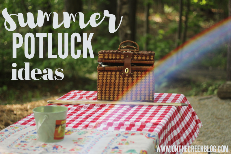 Summer Potluck Ideas