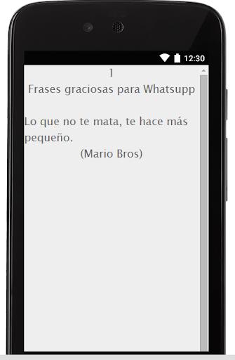 Frases Graciosas para Whatsupp