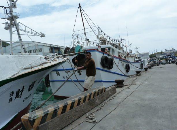 TAIWAN .Le port de SU AO - P1090069.JPG