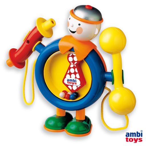 Contenido de Ambi® Toys Hombre Banda