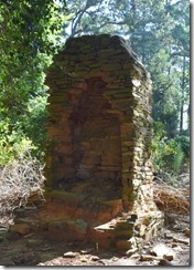 Fireplace - Homesite remains