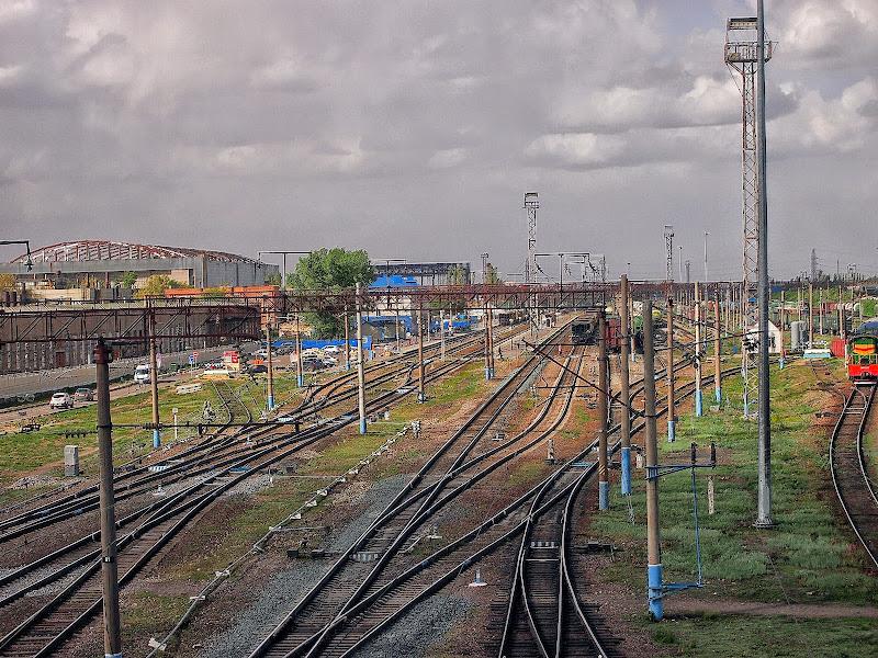 Воронеж, Придача, железнодорожье