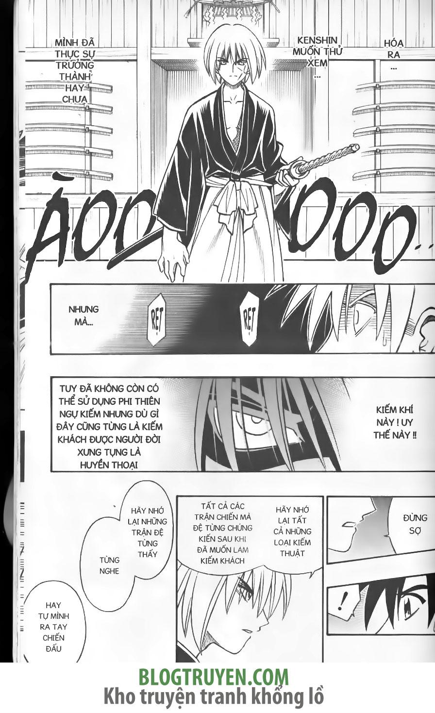 Rurouni Kenshin (Remake) Chap 255 - Truyen.Chap.VN