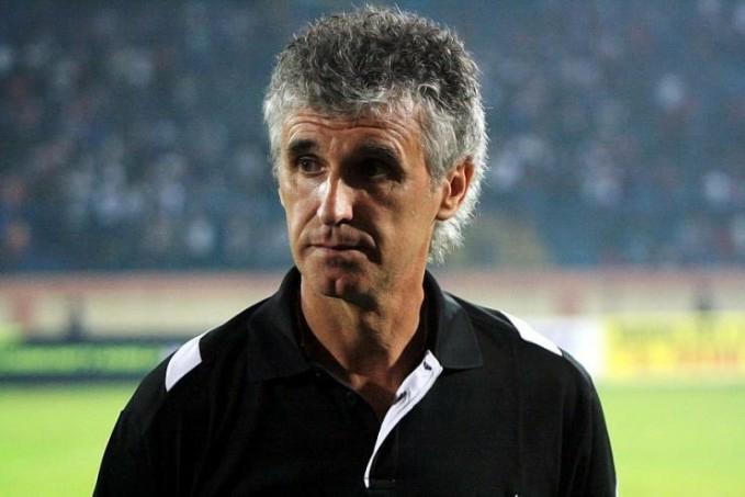 Pelatih Ivan Venlo Kolev