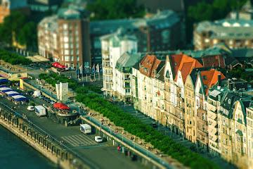 Altstadt from heights