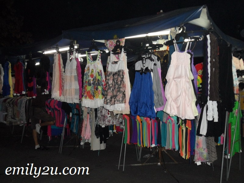 night market apparel