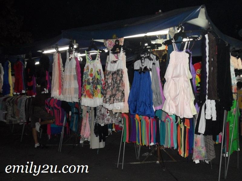 night market apparel