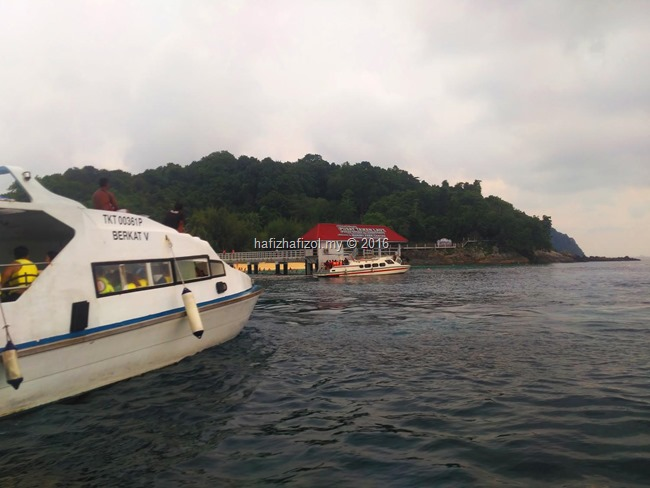pulau redang taman laut