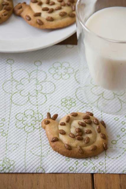 galletas caracol