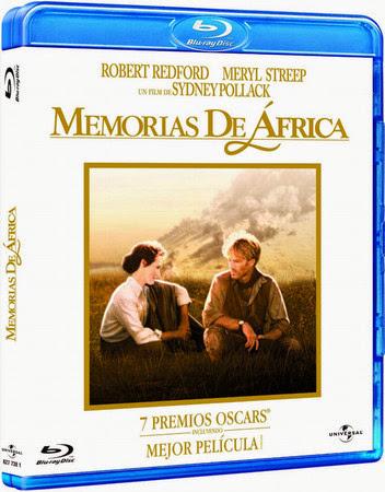 Memorias de �frica [BDRip 1080p][Dual AC3.DTS][Subs][Romance][1985]