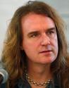 David Ellefson - baixo, vocal de apoio