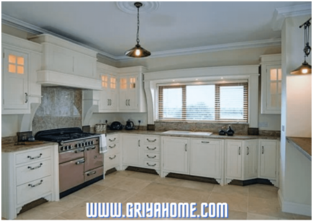 Tips Memilih Jenis Lantai Dapur Minimalis dan Modern Terbaru