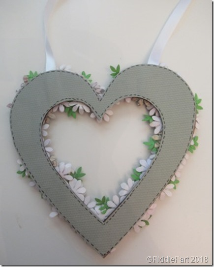 Wedding Day Heart Gift