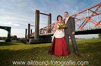 Bruidsreportage (Trouwfotograaf) - Foto van bruidspaar - 244