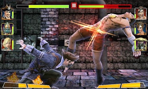 Lucha inmortal 3D Screenshot