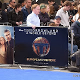 OIC - ENTSIMAGES.COM -  at the Tomorrowland: A World Beyond European Premier in London 17th May 2015  Photo Mobis Photos/OIC 0203 174 1069