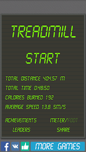 Treadmill simulator 7