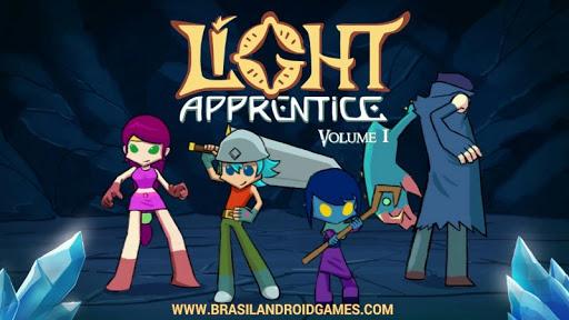 Light Apprentice Imagem do Jogo