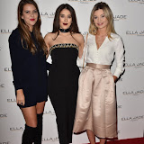 OIC - ENTSIMAGES.COM - Millie Wilkinson, Ella Jade and Georgia Toffolo at Ella Jade's Chair Your Wish Launch Whiteley's Shopping Centre, London 15th December 2015 Photo Mobis Photos/OIC 0203 174 1069