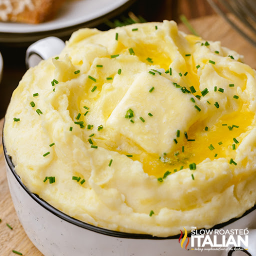 Best Ever Mashed Potatoes Recipe