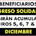 Pagos pendientes del Ingreso Solidario en diciembre. ¡Atentos!