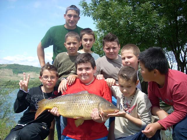 Votre anniversaire à la pêche