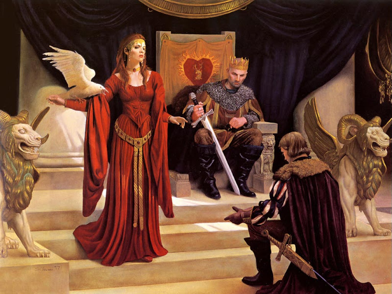 Celt, Celtic And Druids