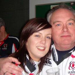 Ulster v Leinster, 27th December 2008