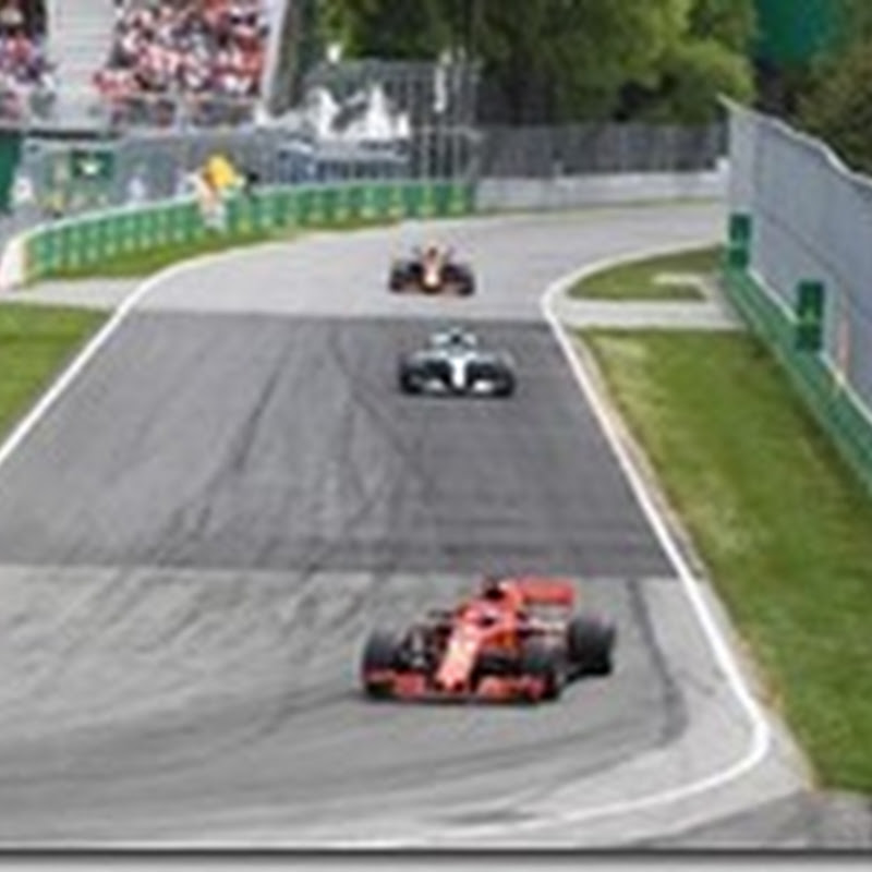 GP del Canada: Domina Vettel