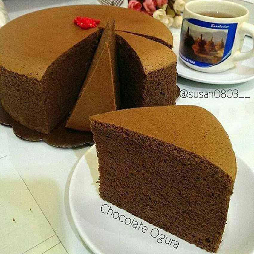 Resep Membuat Chocolate Ogura Super Moist Resep Membuat Chocolate Ogura Super Moist dan Anti Bantat Ataupun Kempes