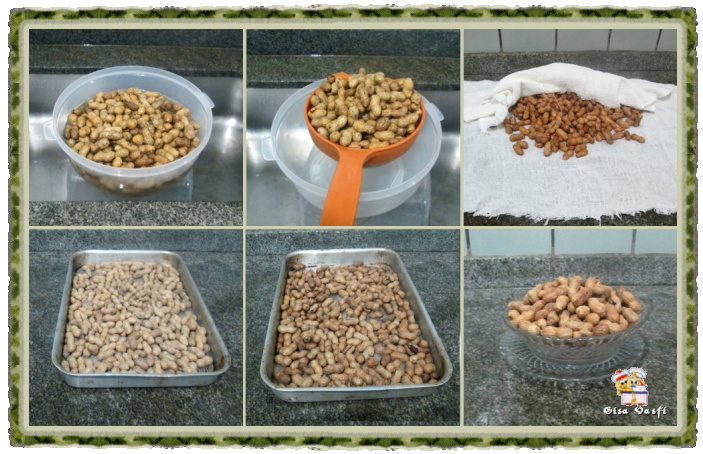 Amendoim cozido x amendoim torrado 5