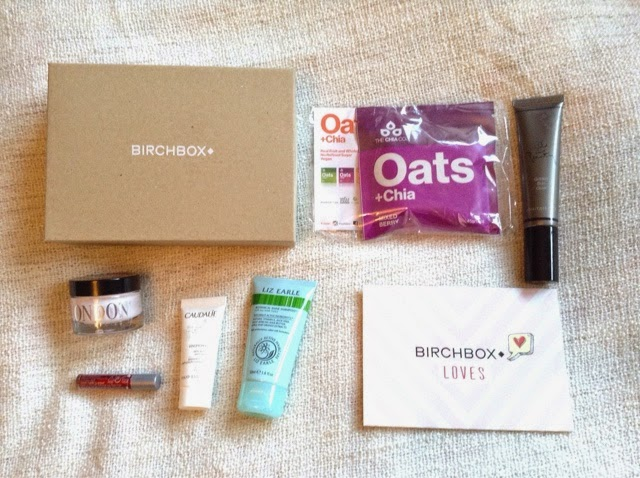 February 2015 Birchbox Review