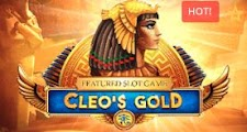 Cleo's Gold slot game