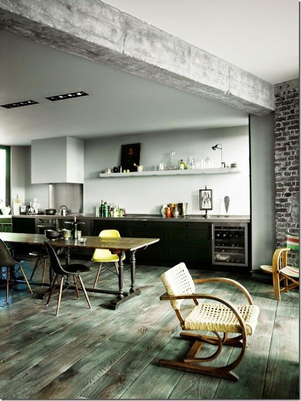 loft-stile-industriale-francese-pareti-vetrate-4