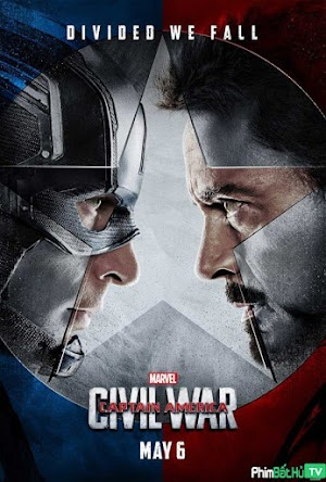 Phim Captain America 3: Nội chiến - Captain America 3: Civil War (2016)