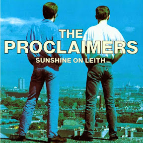 I spent a lot of summers in East Washington. We made the 3 hour drive from Portland a LOT. My mother's musical tastes: Michelle Shocked, the Proclaimers, Peter-Paul-Mary. What I'm trying to say is: I know all the words to Sunshine on Leith. And then some.