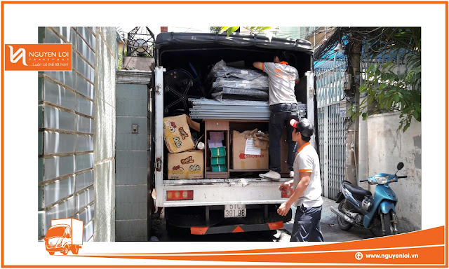 Xe tải chở hàng 1.25 tấn