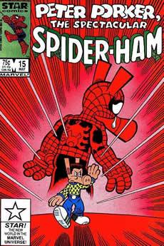 Capa Peter Porker: O Espetacular Porco-Aranha Torrent