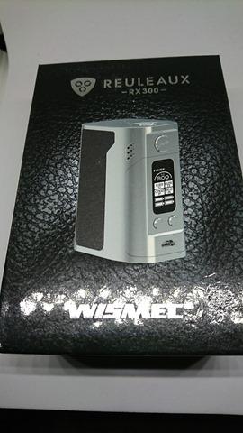 DSC 1399 thumb%25255B2%25255D - 【MOD】男のロマン「Wismec Reuleaux RX300」4本バッテリーMODのレビュー。でかくておもくてそれは鉄塊だった【ドラゴンころし】