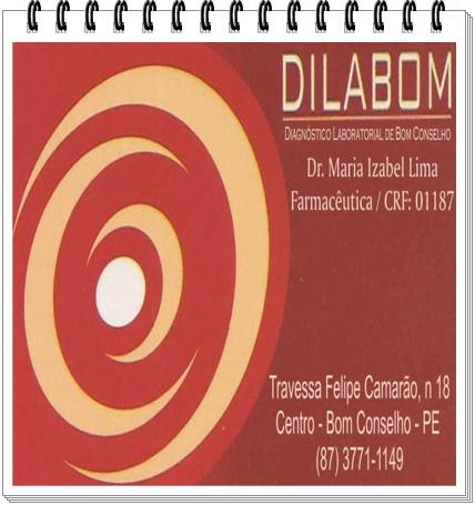 Dilabom - Faça seu exame conosco