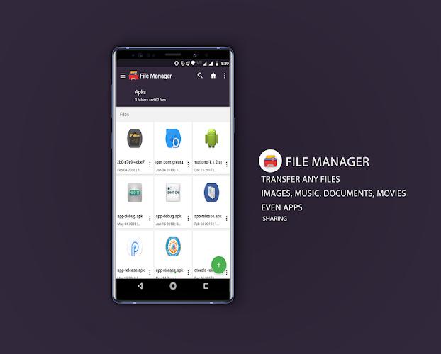 Elegant File Manager - Simple File Manager APK   APKPure ai