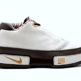 Nike Zoom LeBron Low ST Listing