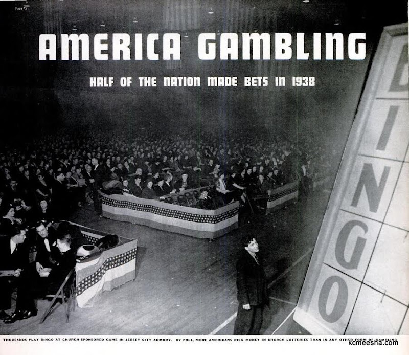 Old Photos: Kansas City Gambling