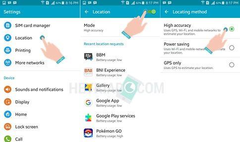 Salah satu hambatan yang dihadapi ketika bermain Pokemon Go yaitu munculnya keterangan gps  10 Cara Mengatasi GPS Signal Not Found di Pokémon Go
